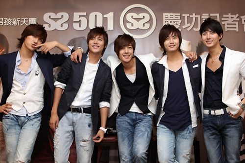 SS501 to Return in 2011 | seoulove