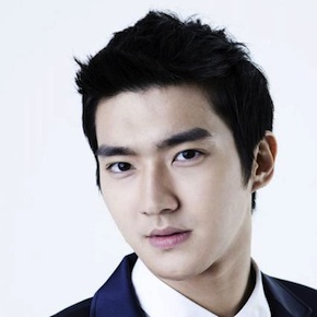 Choi Siwon is the most handsome star born 1987