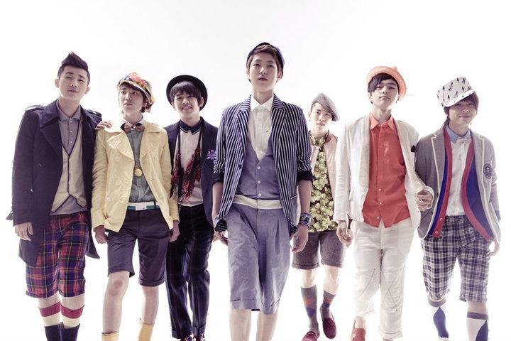 Infinite Member Profiles Kpop My Cherry