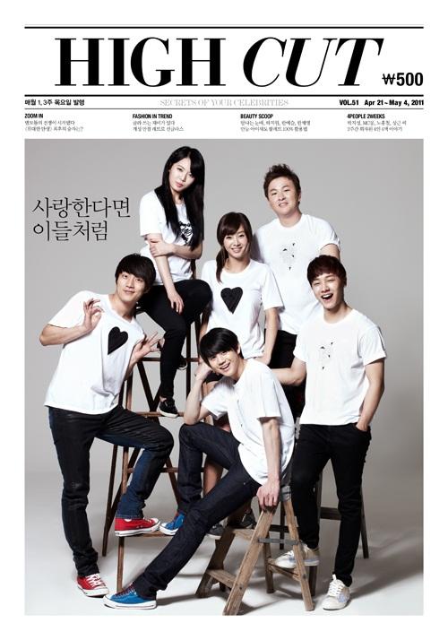 Cube Entertainment Cube Entertainment's Family